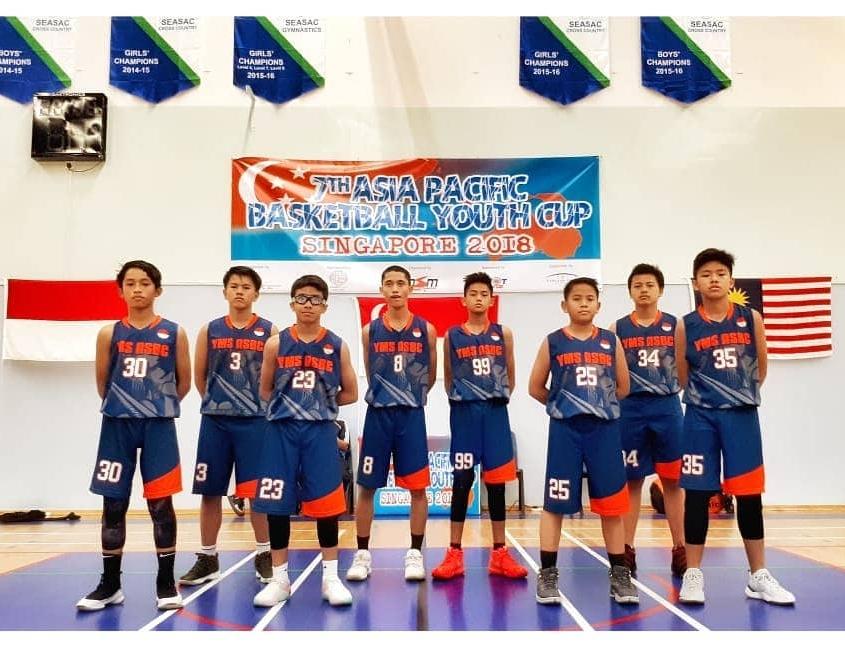 Basket SMP ASBC